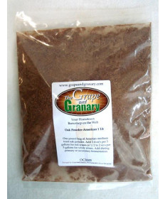 Oak Powder-American- 1 lb