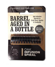 Barrel Aged In A Bottle