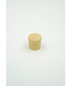 #5 Solid Rubber Stopper