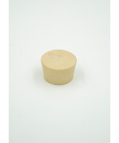 #8 1/2 Solid Rubber Stopper