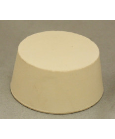 #10 Solid Rubber Stopper