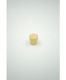 #4 Solid Rubber Stopper