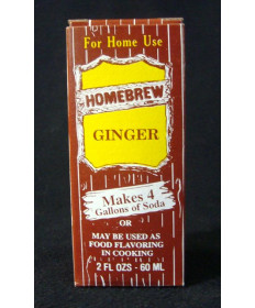 Ginger Soda Extract