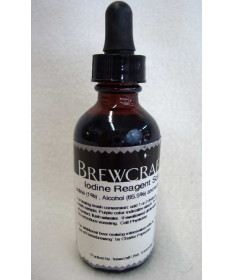 Tincture of Iodine- 2 oz