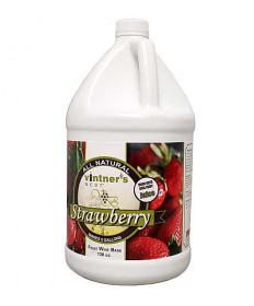 Strawberry Wine Base-128 oz