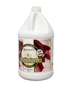 Rhubarb Wine Base- 128 oz