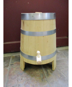 Vinegar Cask- Wooden 15 liter