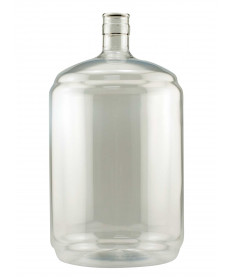 Carboy- Vintage Shop -6 Gallon PET