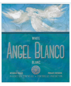 Angel Blanco- label