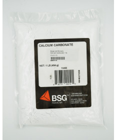 Calcium Carbonate- 1 lb