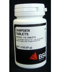 Campden Tablets-100 count
