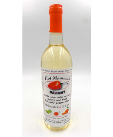 Peach Habanero  Wine- 750 ml