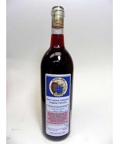 Blackberry Cabernet Wine