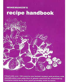 Winemaker Recipe Handbook
