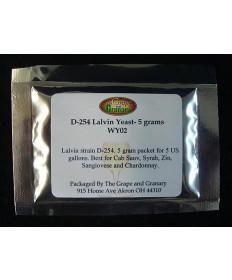 D-254: Lalvin 5 g