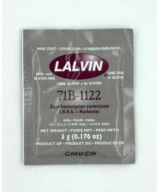 Narbonne: Lalvin 5 g- 71b-1122