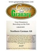 Northern German Alt: All Grain