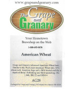American Wheat: All Grain