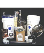 Two Stage Beer Brewing Kit with Everything