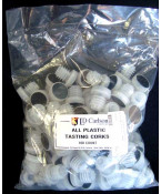 T-Cork- Plastic- Bag 100