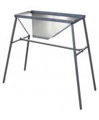 Catch Stand- Stainless (For Grape Crushers)