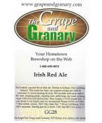 Irish Red Ale- G & G