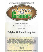Belgian Golden Strong- G & G