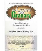 Belgian Dark Strong Ale