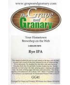 Rye IPA-