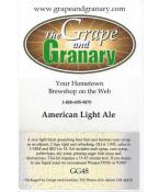 American Light Ale: GG