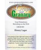 Honey Lager- G & G