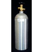 CO2 Cylinder- 5LB Aluminum (New)