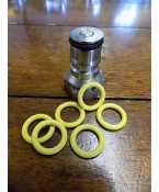 O-Rings-Poppet Valve-Ball