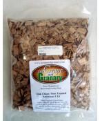 Oak Chips- Non Toasted 1 lb bag