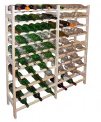 Wine Rack-120 Bottle- Wood
