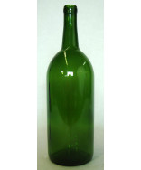 Magnum  Wine Bottle Green Claret