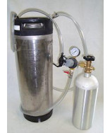 Kegging System -Reconditioned Soda Keg