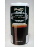 Muntons Export Stout- 4 lb