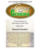 Munich Dunkel: All Grain
