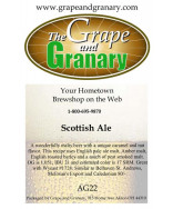 Scottish Ale: All Grain
