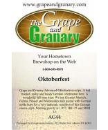 Oktoberfest: All Grain
