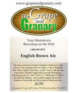 English Brown Ale: All Grain