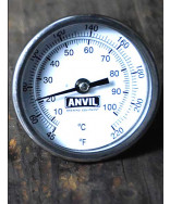 Anvil Thermometer- NPT
