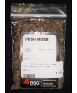 Irish Moss- 1 oz bag