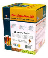 Brewers Best - American Brown Ale One Gallon