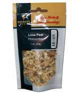 Lime Peel- 1 oz bag