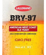 American West Coast Ale: Lallemand BRY-97
