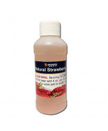 Strawberry Flavor- 4 oz Natural