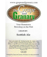 Scottish Ale Export 80 Shilling- G & G