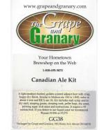 Canadian Ale- G & G
